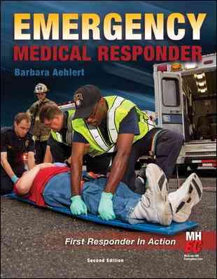 Emergency Medical Responder By Aehlert, Barbara